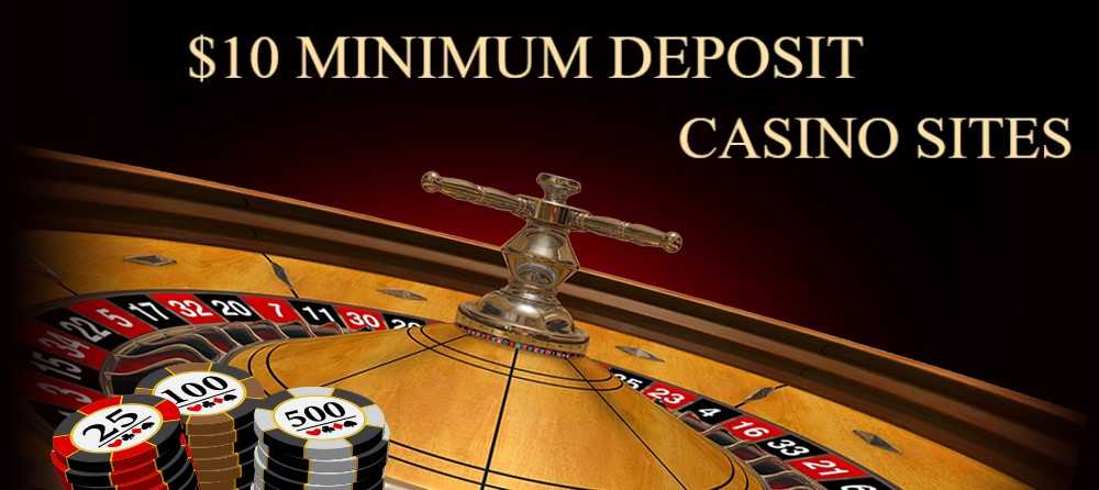 10$ PaySafe deposits in online casinos