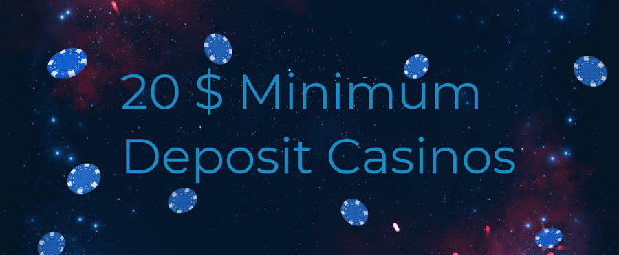 20 dollars deposit PaySafe casinos