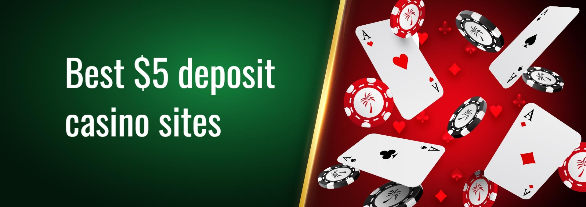 $5 deposits with PaySafe in online casinos