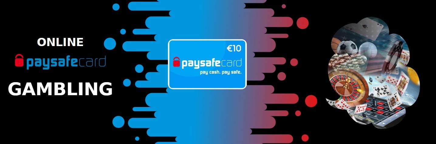 paysafecard online gambling